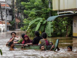 Help Kerala Fight Flood Disaster