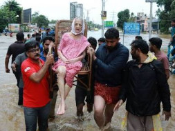 India's worst floods in nearly 100 years - Donate Now To Save Lives.