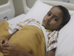 6-Year-Old With Curved Spine Will Become Crippled Without Treatment