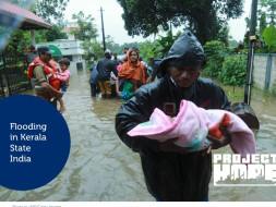 HOPE's appeal to help Kerala