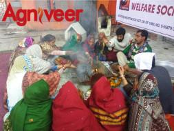 Support Agniveer's Fight Against Caste Based Discrimination