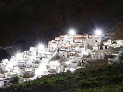Lighting up the Himalayas