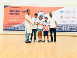 Help Teams Participate In World Robot Olympiad. Need Fund For Travel