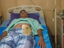 He Abdur Rashid Get A Liver Surgery.
