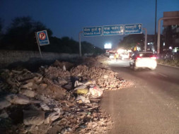 Concrete Waste Removal from Residential Localities in Delhi