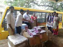 Help Us In Distributing School Kits To Kerala Flood Victims