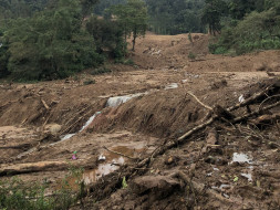 During coorg landslide we lost our home and property
