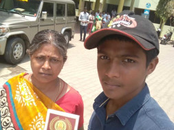 Help My Mother Eshwari Fight Breast Cancer