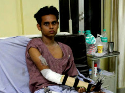 Save Poor Satya's And Sangram's life Who Have Met With An Accident