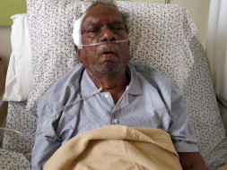 Radiation Hits and Causes Brain Tumor to the Elderly Parent