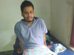 Help Sanjay In His Fight Against Disability