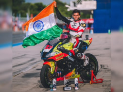 Help Sandesh Be The First Indian To Win Thai Superbike Championship