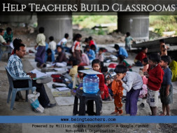 Help Teachers provide better opportunities to their students