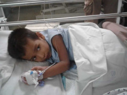Suroj Urgently Needs Treatment