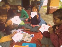 Games room for children of Kumaon