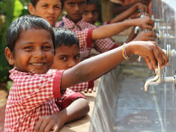 School Health and Hygiene for 1500 children in Raichur
