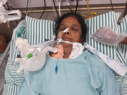 ABDOMINAL AORTIC STENT FOR JABEEN AND HAVING OTHER CONDITION OF RENAL