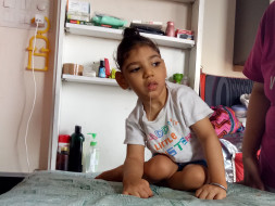 Help Aryamaan Fight Cerebral Palsy