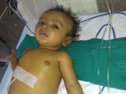 Help 7 Month Baby Undergo A Liver Transplant