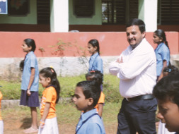 Help Sankarananda save his town's beloved 75-year-old  Primary School