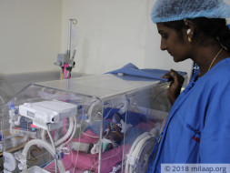 Baby of Shalini needs your help to survive
