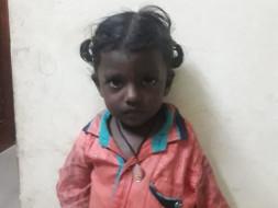 Help Abinaya Fight Congenital Heart disease