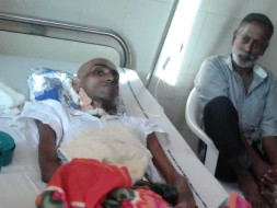 Help Ashok Undergo Throat Surgery