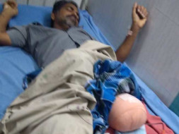 Help Mahalakshmiya- met with an accident - left leg removed