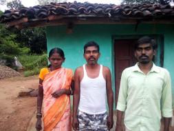 Cure mental illness of a destitute village woman in Orissa