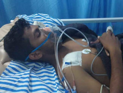 Help Bhairu Recover From RTA Polytrauma
