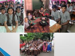 Help Educate Kids by Building Classrooms at Vivekananda Public School