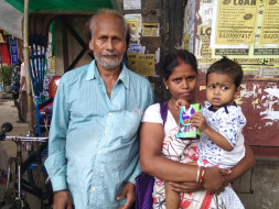 Help 2-year-Old Avijit Fight Cancer