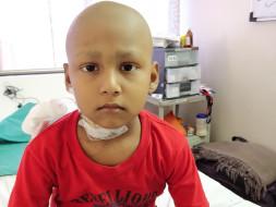 Help Krishna Fight Cancer