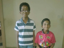 Help to pay school fees for my 2  children