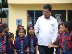 A relentless struggle to give formal education to every child