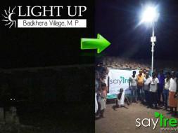 Solar Street Lamps For Village