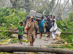 Help Titli Cyclone Affected People