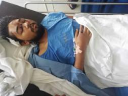 Help Atif Get Through Accident