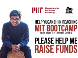 Help Yugansh Solve Agricultural Issues through MIT Bootcamp