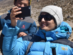 Help Krutika Jain represent India on an Arctic expedition.