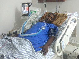 Help Jagadeesh Chanda fight Guillain Barre Syndrome (GBS)