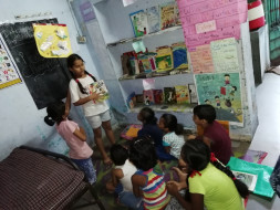 Help us Build our Community Library for All Children