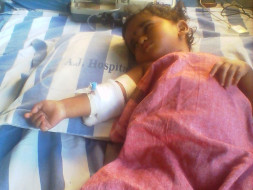 Help Baby Sanidhya Recover From A Serious Disease