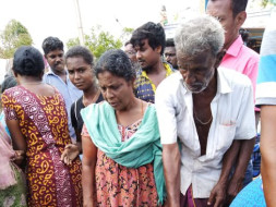 Please Help Us Mitigate The Damage Due To Gaja Cyclone