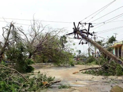 Tamilnadu Gaja Cyclone Relief