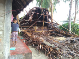 Please Help Us Provide Relief in Cyclone Affected Areas