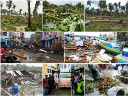 Save Delta- Gaja Cyclone Relief Initiative