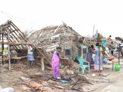 Help BWDC Support Gaja Cyclone Victims