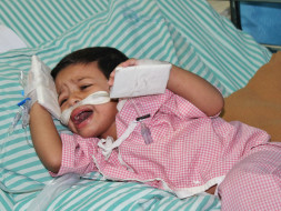 Baby Girl's Cancer Is Damaging Her Vital Organs, Needs Urgent Help