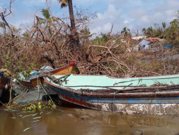 Support Fishermen - Gaja Cyclone Victims